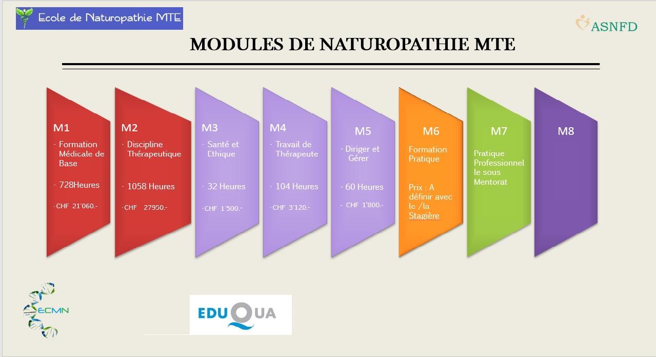 Modules NMTE